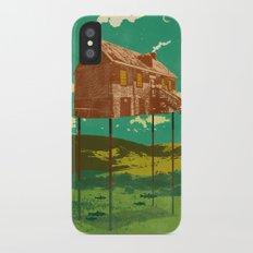 RIVER HOUSE iPhone X Slim Case
