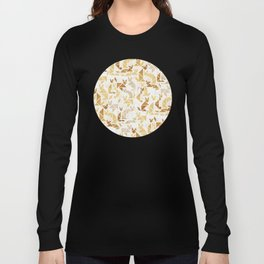 Golden Fox Long Sleeve T-shirt