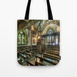 The Hidden Chapel Tote Bag