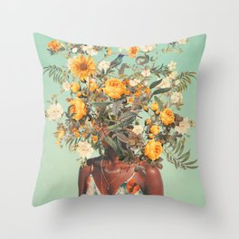 You Loved me a Thousand Summers ago Throw Pillow