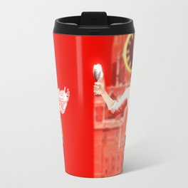 SquaRed: Cheers Travel Mug