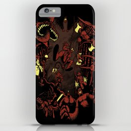 Sinister Situation iPhone Case