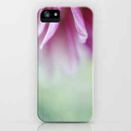 Pink Reverie iPhone Case
