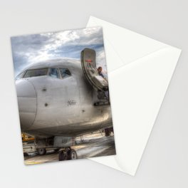 Pegasus Boeing 737 Stationery Cards