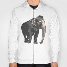 Elijah the Elephant Hoody