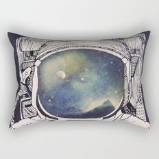 Dreaming Of Space Rectangular Pillow