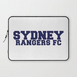College - Blue Laptop Sleeve