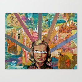 Sentience Canvas Print