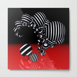 going mandelbrot -4- Metal Print