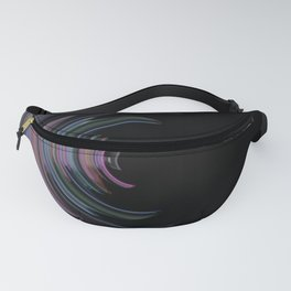 Focus in Darkness Fanny Pack