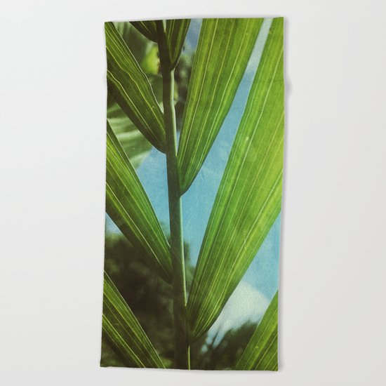 Tropical Outlook Beach Towel