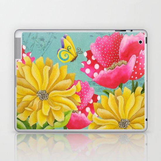 Wondrous Garden Laptop & iPad Skin