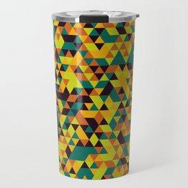 Poppy Pattern Travel Mug