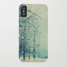 Winter Frost iPhone X Slim Case