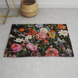 Night Garden XXXVI Rug
