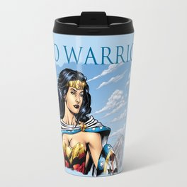 Endo Warrior - Fight Endometriosis Travel Mug