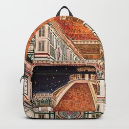 Firenze, Italy Backpack
