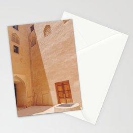 Jabreen Castle in Bahla, Oman #3 Stationery Cards