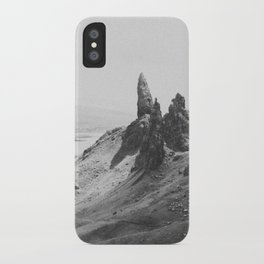 OLD MAN OF STORR / Scotland iPhone Case