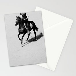 Lonely Cowboy Stationery Cards