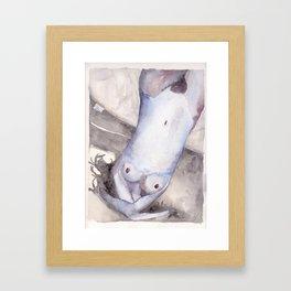 Katlyn Framed Art Print