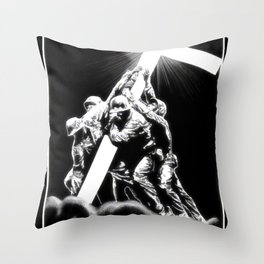 Mens Ministry  Throw Pillow