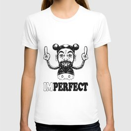 Imperfect Charlie Mouse T-shirt