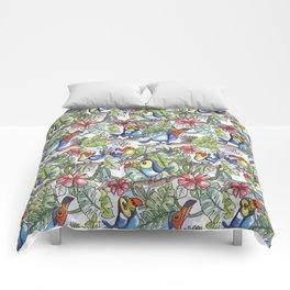 Wild Birds Comforters