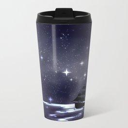 Sailing Stars Metal Travel Mug