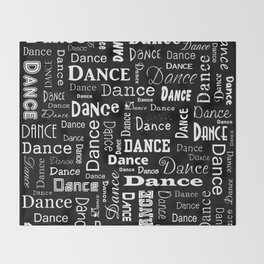 Just Dance! Throw Blanket