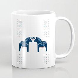 Dala Horse Coffee Mug