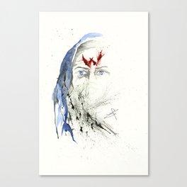 TWD - Carol Wolf Canvas Print