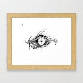 NOT-I EYE Framed Art Print