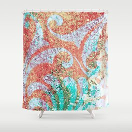 Douce passion - Sweet feeling Shower Curtain