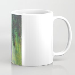 the shmorbled panda with an owl at the leash Coffee Mug
