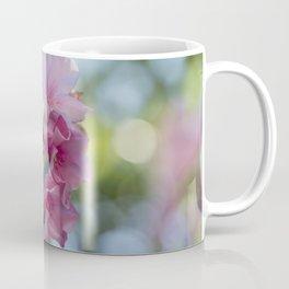 pink oleander in the garden Coffee Mug