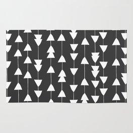 Arrowhead - Black Rug