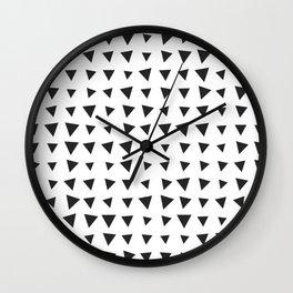Rotor Wall Clock