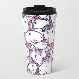 a lot of unicorns Travel Mug