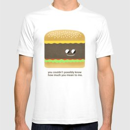 Cheesy Burger T-shirt