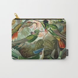 Haeckel Trochilidae Carry-All Pouch