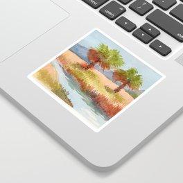 Ranch Palms Sticker