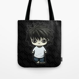 Death Note L Tote Bag