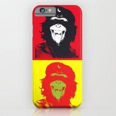 Chimp Guevara 9 Times T-shirt Canvas Print Slim Case iPhone 6s