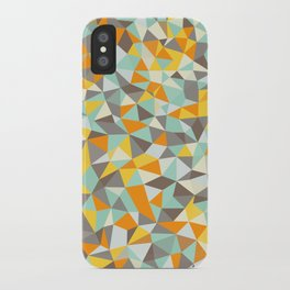 Mardi Gras Tris iPhone Case
