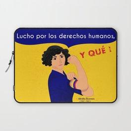 Martha Bucaram Laptop Sleeve