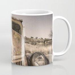 """""""Ghost Truck"""" by Murray Bolesta! Coffee Mug"""
