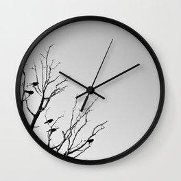life & death Wall Clock