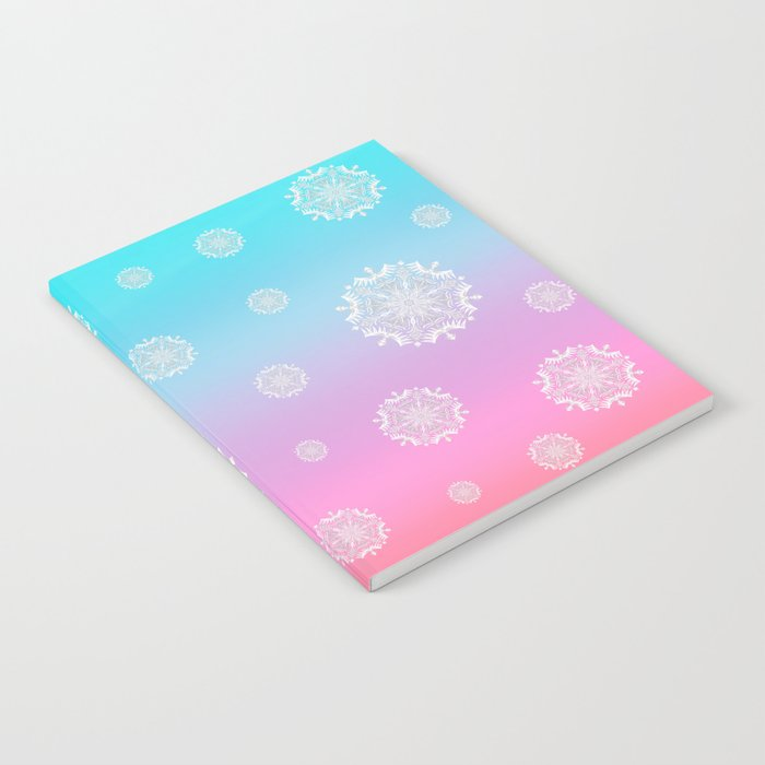 Crystal Dawn Notebook