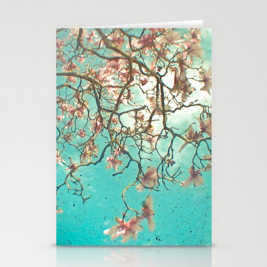 The Hanging Garden Stationery Cards